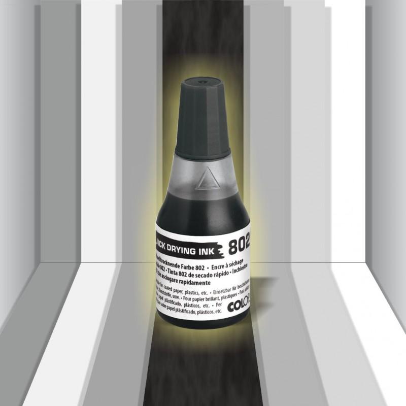 Tinta za pečat brzosušeća 25 ml