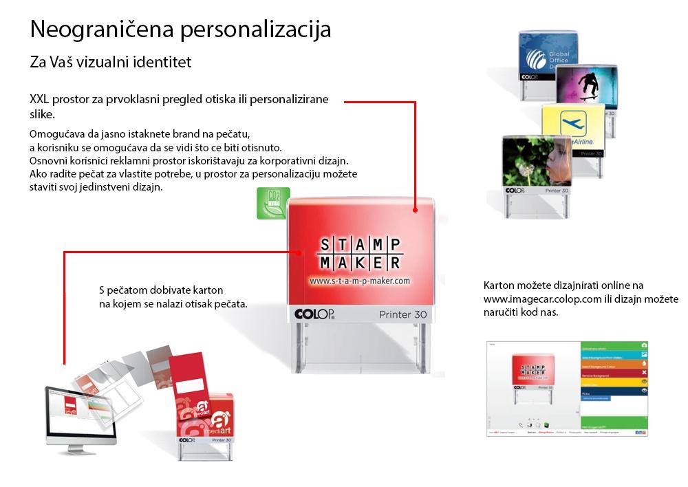 personalizacija žiga