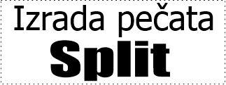 pečat_izrada_pečata_split