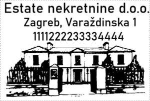 Pečat nekretnine