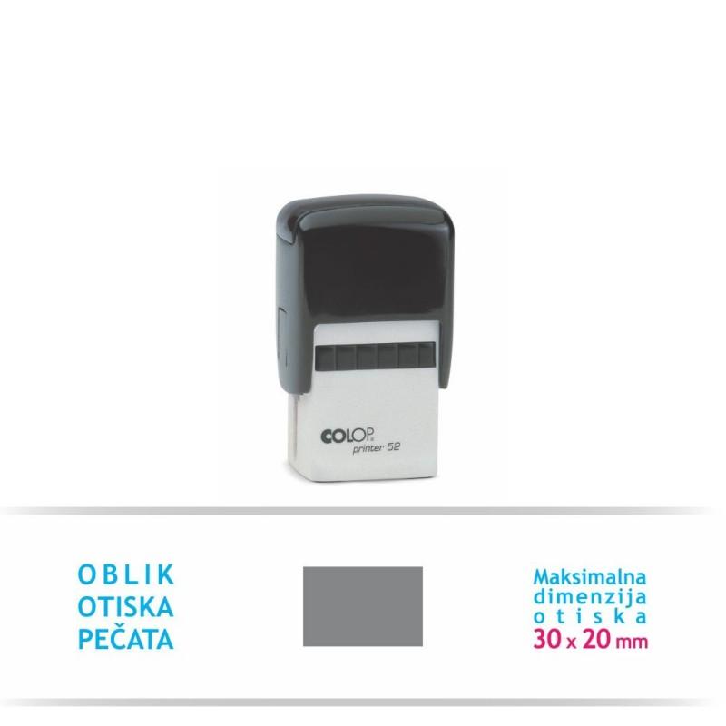 Pečat Printer 52