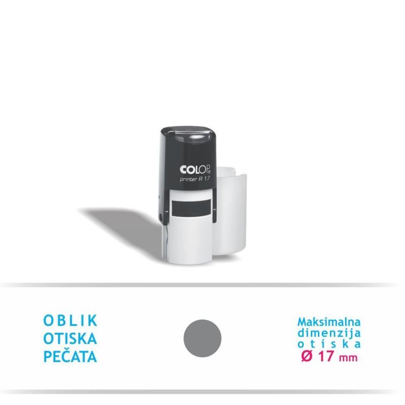 Pečat Printer R 17