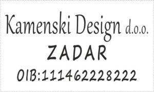 Pečat Zadar